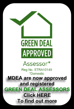 Find out about MDEA Green Deal Services